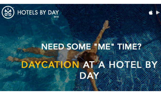 Hotels By Day For Booking Intra Hotel Stays