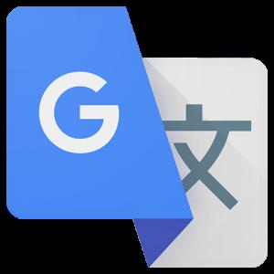 Google Translate language communication mobile app