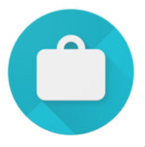 Google Trips itinerary mobile app logo